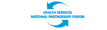 Health Services National Partnership Forum Logo